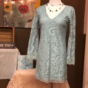 Lacey spring dress